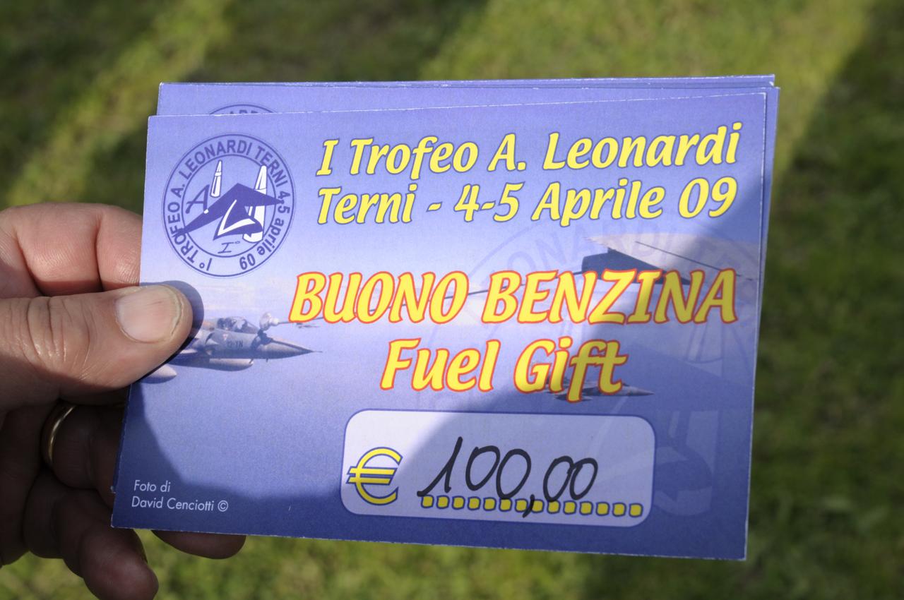 Fuel voucher