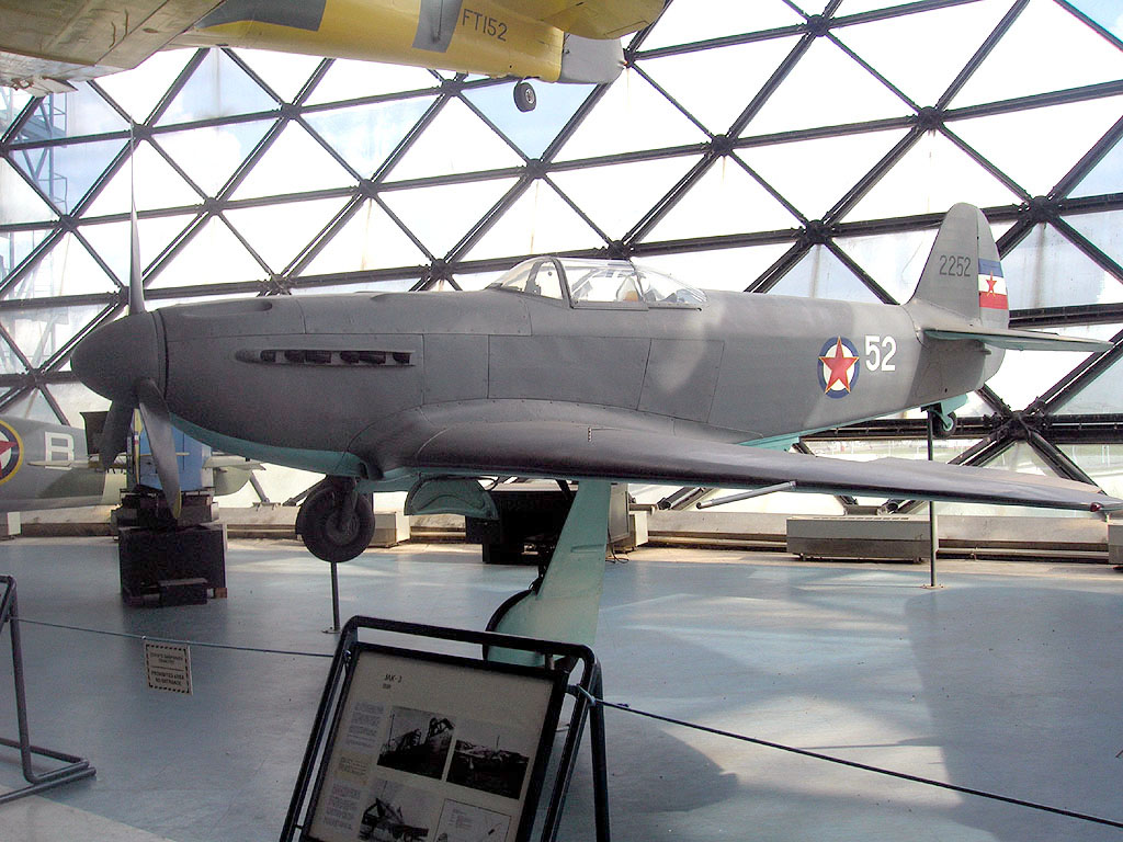 Yak 3, Belgrade Aviation Museum, Serbia. Author: Marko M.