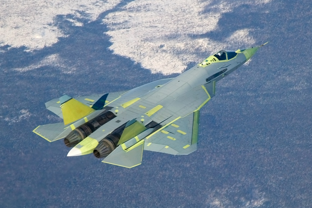 Russia's MiG-35 Fulcrum-F: Ready for Battle against America's F-22 ...