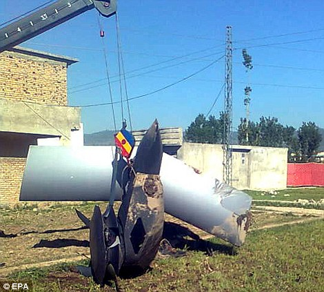 The Aviationist » The mysterious helicopter involved in ...