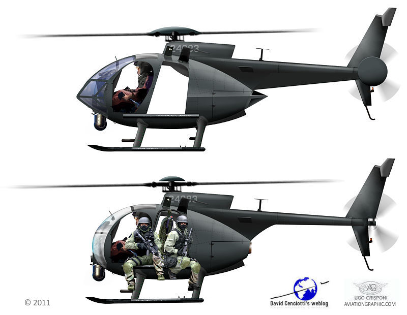 ah 6 helicopter with A Stealth Little Bird on Us Attack Helicopters History Ah 6 together with Sneak Peak At New Brickmania Releases For Early 2014 furthermore In A Spin The Us Army39s Top 10 Helicopter Types 410852 likewise Mh 6 Little Bird Gunship further Mh 6 Little Bird.