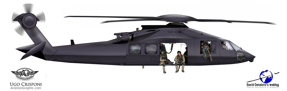 ... new U.S. Stealth Helicopter or just a model used for a new Osama Bin