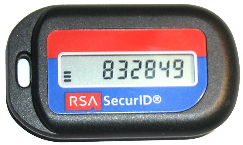 Rsa securid token serial number