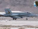 A21-25. F-18 75 Sqd. RAAF. Nellis 14.3.12