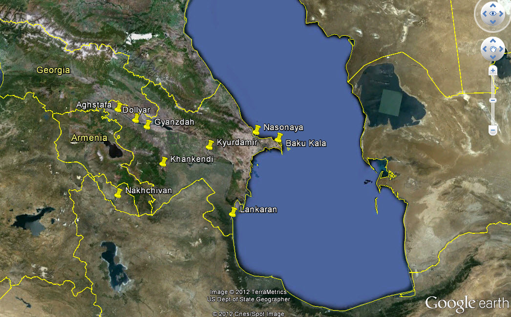 The aviationist analysis this could be the airfield in azerbaijan analysis this could be the airfield in azerbaijan used by the israeli air force to attack iran publicscrutiny Gallery