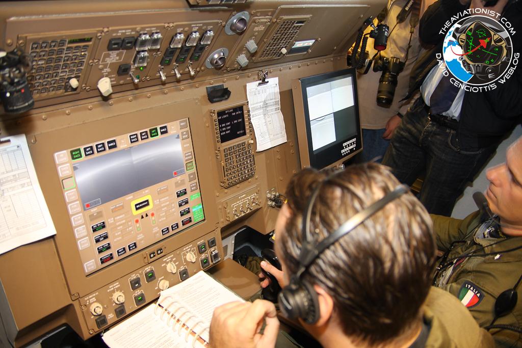 The Aviationist 187 Kc 767 Boom Operator S Stereoscopic