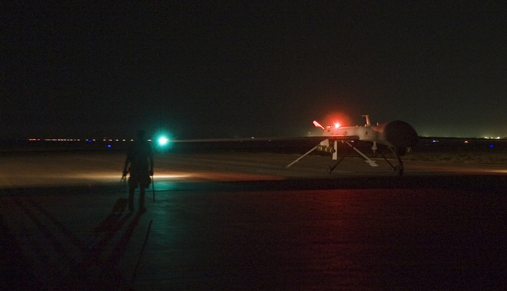 Iraq To Buy Predator Drones Protect Southern Oil Platforms