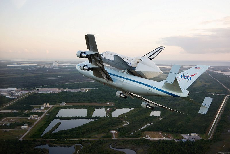 The Aviationist » Space Shuttle