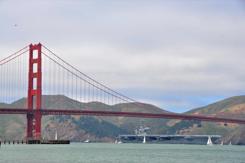 golden gate bridge news