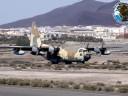 TK.10-07 31-52. KC-130H. Ala 31. 312 Esc. EdA. Gando 24.04.2012
