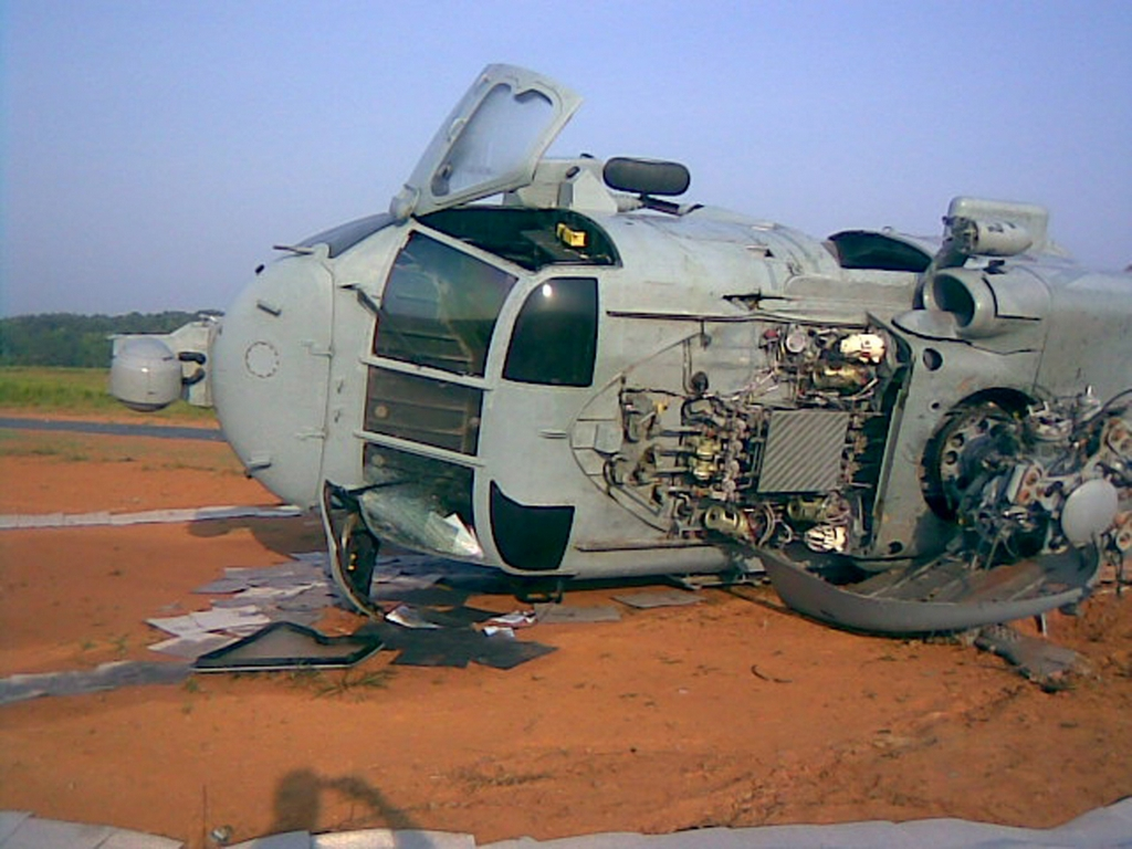Badly Damaged US Navy Helicopter Miraculously Resurrected And Returned To Flight