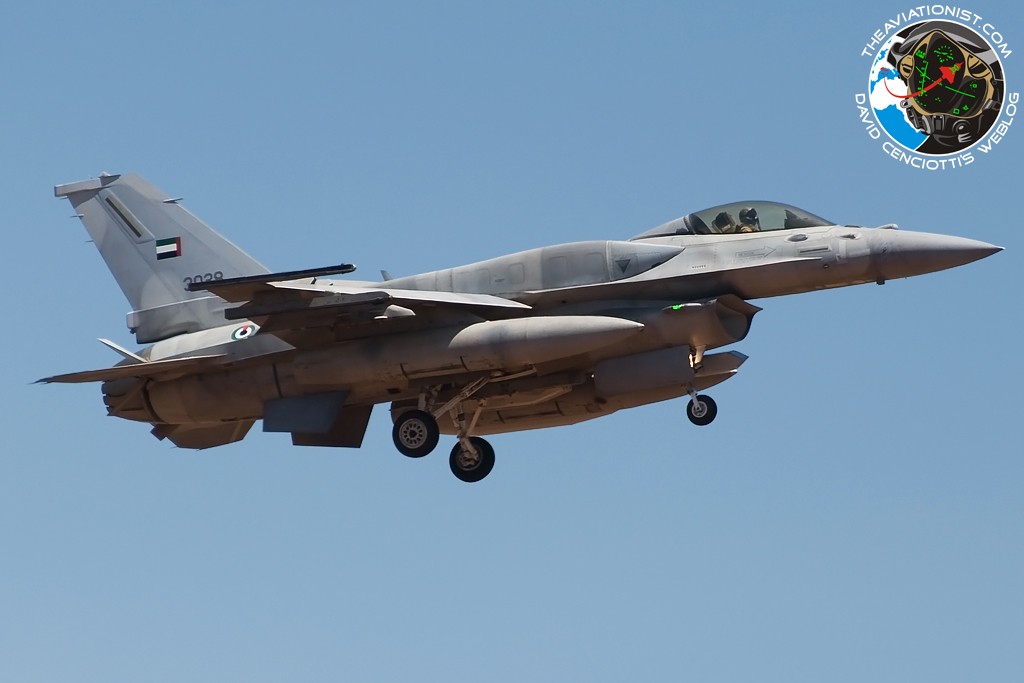 Noteworthy ... & The Aviationist » Photo: F-16 and F-15 pilots using sunshades ...