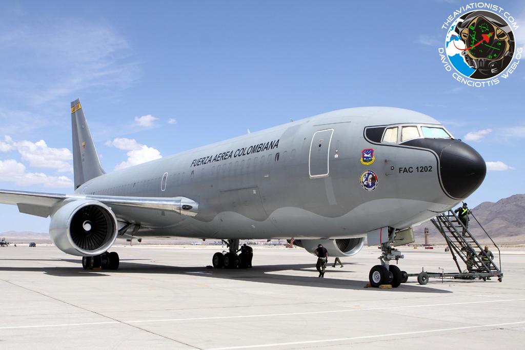 The Aviationist � 15_FAC 1202. KC-767-200. Jupiter. Escta 811 ...