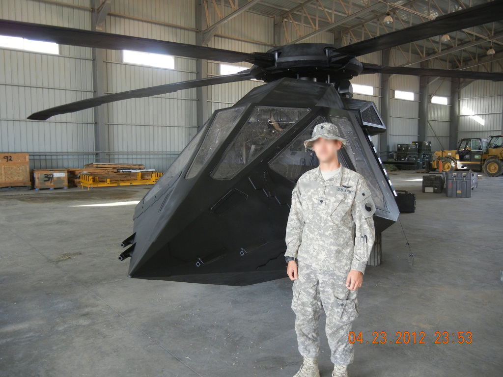 The Aviationist » stealth helicopter