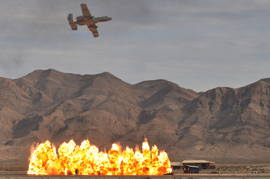 A 10 Warthog Firing Related articles