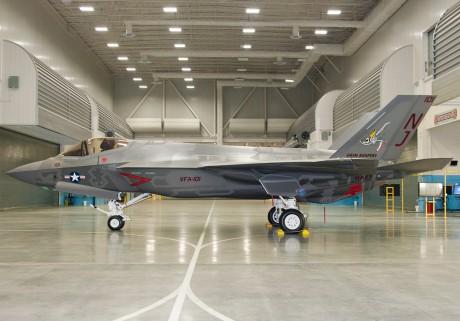 F-35C Grim Reapers