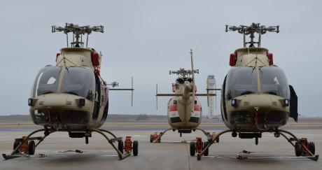 Iraqi Armed 407 Scouts