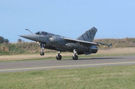 Mirage F1 SpAF Tiger