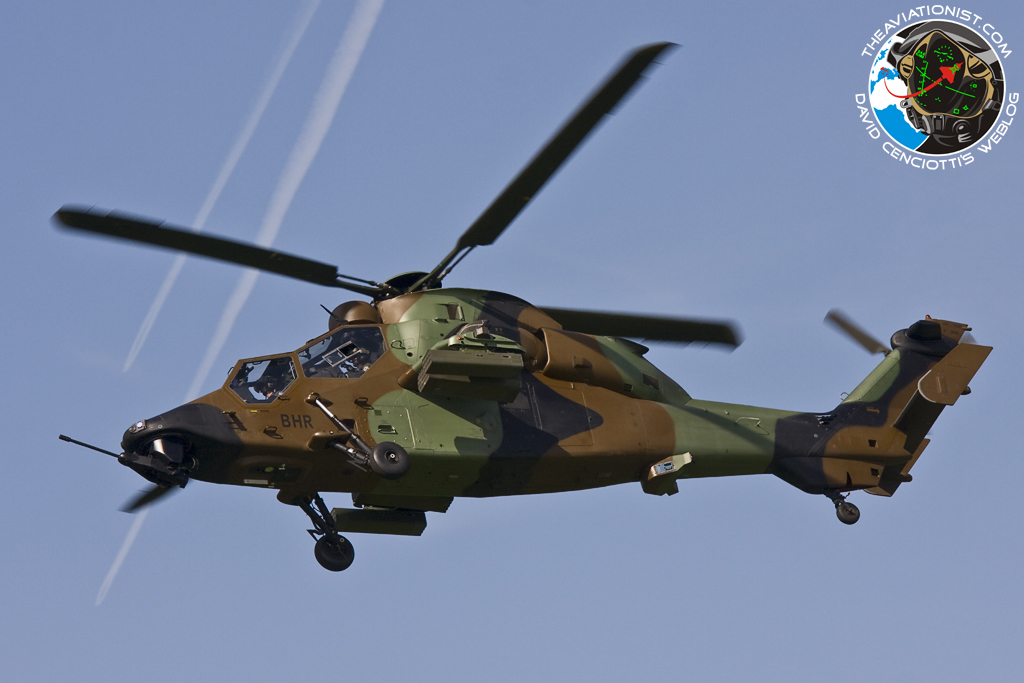 The Aviationist » French helicopters struck Islamist Rebels in Mali ... Army Helicopters In Action