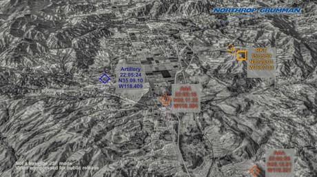 F-35 ground fire