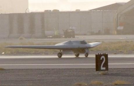 RQ-170 Kandahar
