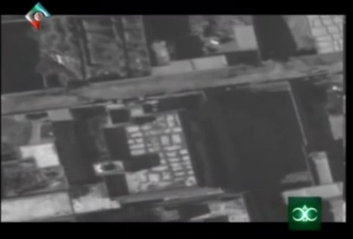 Iran Releases Decoded Footage From Captured US Stealthy RQ 170 Drone