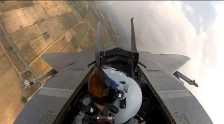F-15 Cope Tiger