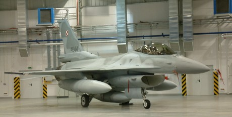 F-16 Polish Air Force