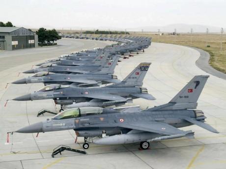 F-16 TuAF