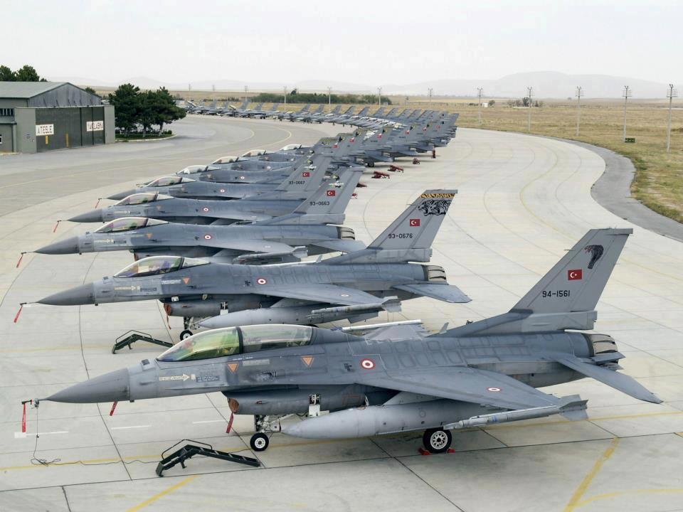 The Aviationist » Turkish Air Force