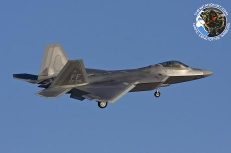 F-22 FF Nellis