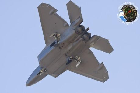 F-22 bottom