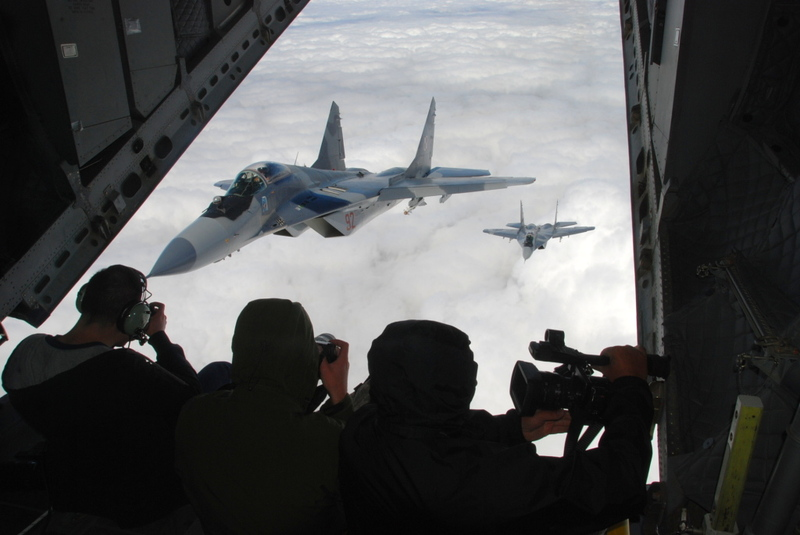 Mig-29 air-to-air