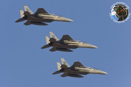 OT F-15s
