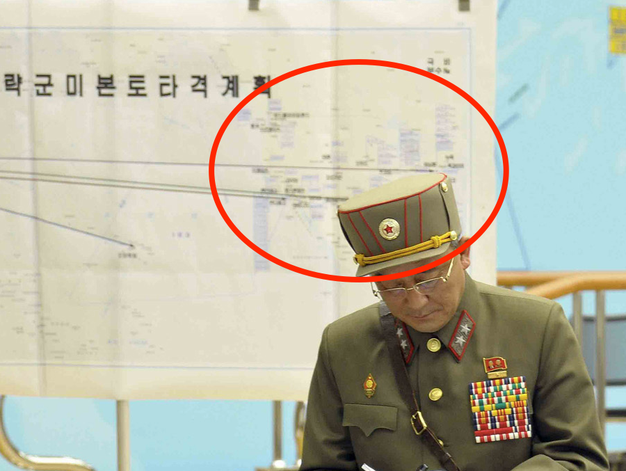 The Aviationist Heres why North Koreas attack plan on US is