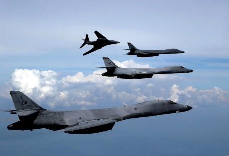 B-1 formation