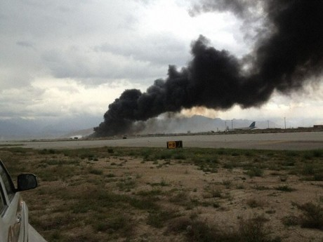 Bagram crash