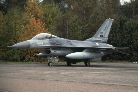 F-16 PoAF