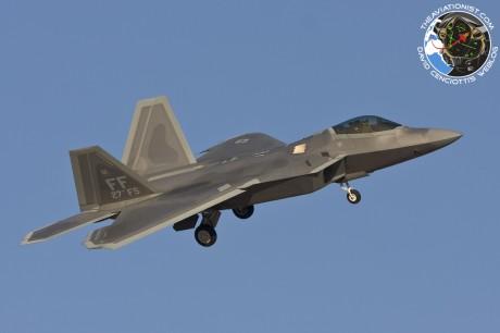F-22 Nellis