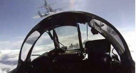 Mig-29 a2a video