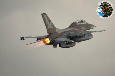 IAF Strike May