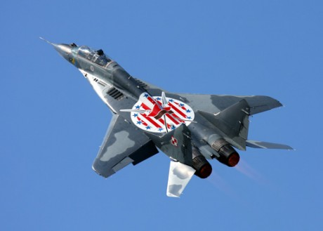 Mig-29 Polish Air Force