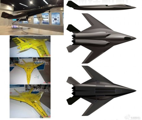China new stealth fighter