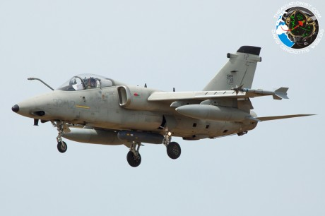 Italian Amx Fighter Bomber Fleet Reaches 200 000 Flying Hours