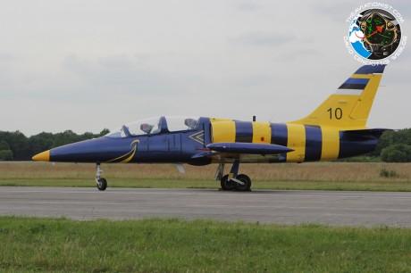 10. L-39C. Estonian AF