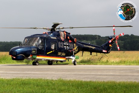 83+20. Lynx Mk88A. MFG-3. 3St. German Navy