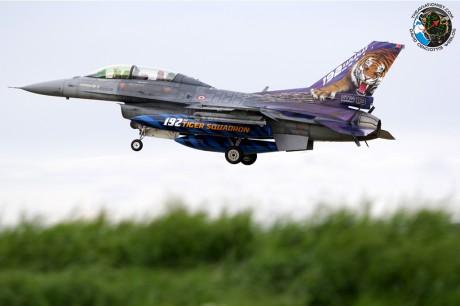 94-1561. F-16D. 192 Filo. TuAF