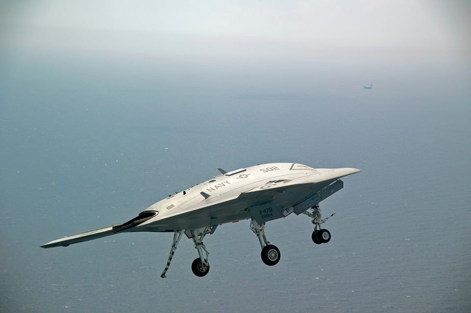 LSO DeckLand AUTO SuperHornet F-35C & X47B Pp274 01jun2015 ...