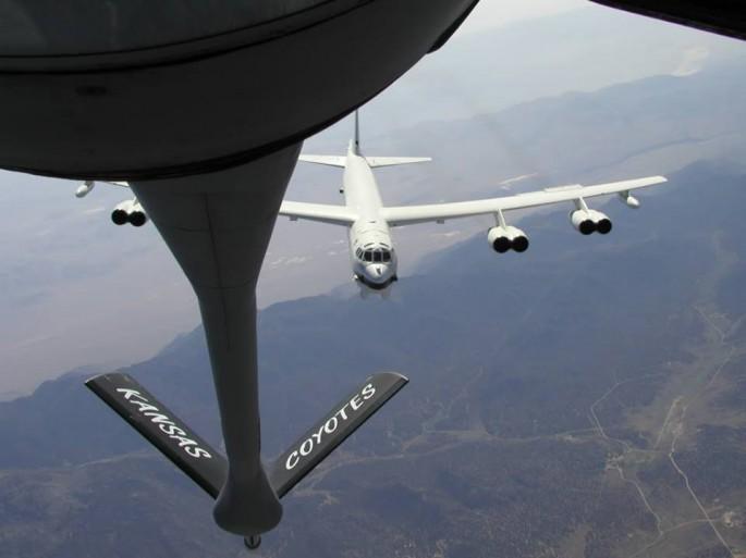 B-52 NASA