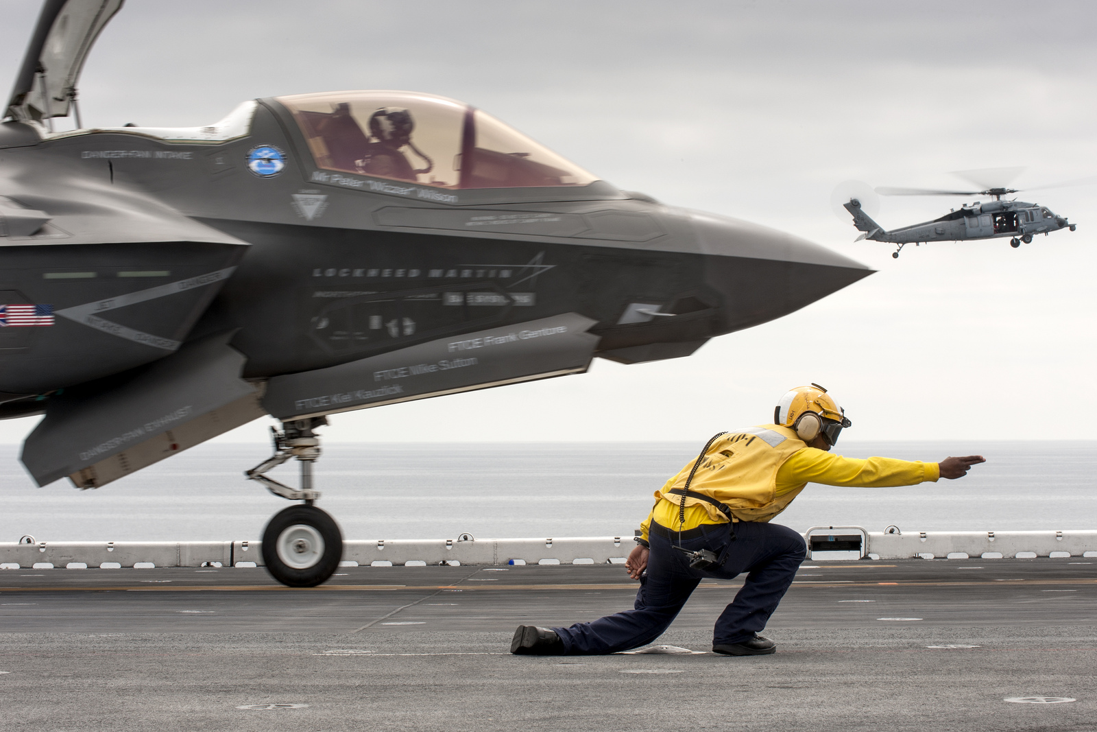 The Aviationist » RAF pilot performs first UK takeoff of F ...